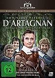 D'Artagnan - Der legendäre ARD-Vierteiler (2 DVDs) (Fernsehjuwelen)