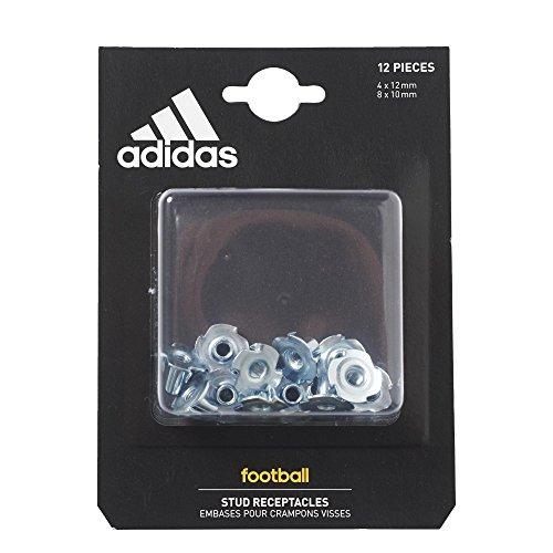 Adidas embases per Tacchetti Unisex Adulto, One Size