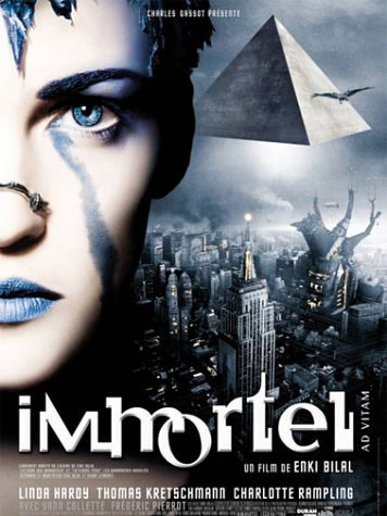 Immortel (Ad Vitam) - Édition Collector 2 DVD
