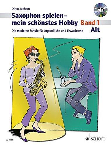 Saxophon spielen - mein schönste...