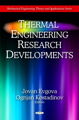 Thermal Engineering Research Developments