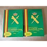 Temario de ingreso Guardia Civil. Edición 2016.