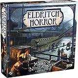 Best Fantasy Flight Games Horrores - Eldritch Horror - Las Máscaras De Nyarlathotep, color Review