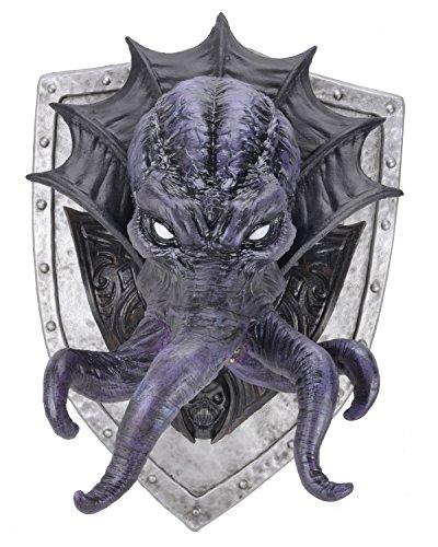 NECA- Dungeons & Dragons Trofeo Mind Flayer, Multicolor (Wizkids WZK72926)