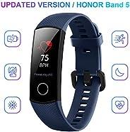 Honor - Braccialetto per attività intelligente, impermeabile, IP68, con cardiofrequenzimetro, monitoraggio del