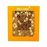 HELLMA Schoko-Krispy (chocolat au lait entier croquant) (ca. 400 portions environ à 1 unité)