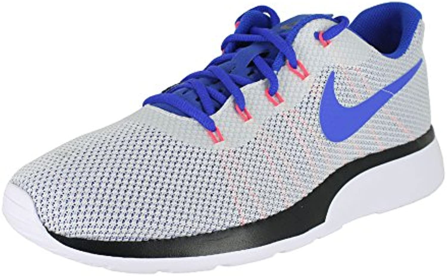 NIKE Men's Tanjun Racer Competition Running Shoes, Multicolour (White/Ultramarine (White/Ultramarine (White/Ultramarine 100), 6.5 UK B008S5NHYU Parent 7a4d18