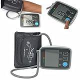Brazo Tensiómetro, elegiant LCD Automática–Tensiómetro digital Smart Tensiómetro Pulso Medidor Cuchillo