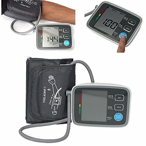Tensiomètre Electronique Bras ELEGIANT avec stockage de la mémoire, avec