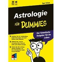 Astrologie Fur Dummies (Für Dummies)