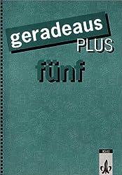Geradeaus - Begleitmaterialien: geradeaus, Grundausgabe, neue Rechtschreibung, 5. Schuljahr plus