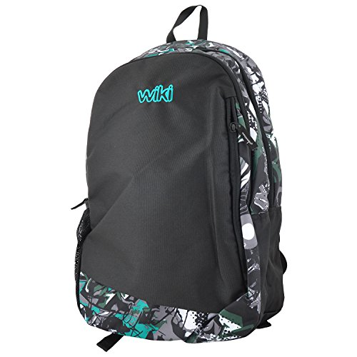 Wildcraft Wiki Lava Hiphop Casual Backpack (Green)