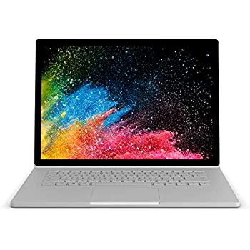 Microsoft Surface Book 2 - Ordenador portátil convertible táctil 13.5 (Intel Core i7-8650U, 16GB RAM, 512GB SSD, Nvidia GeForce GTX1050-2GB, ...