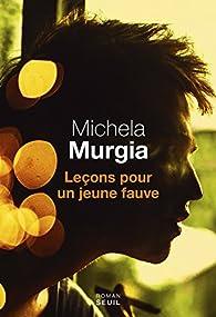Leçons pour un jeune fauve par Michela Murgia