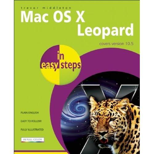 Mac OS X Leopard in Easy Steps by Nick Vandome (2008-07-01)