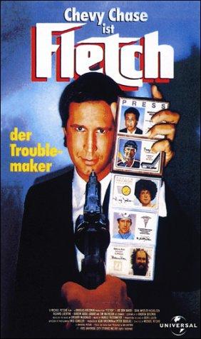 Bild von Fletch - Der Troublemaker [VHS]