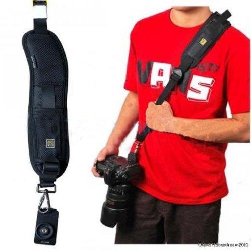 Kamera Einzel Schulter Sling Gurt Bügel für SLR DSLR (Einzel-Schulter-Riemen) -