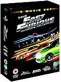 The Fast & The Furious/2 Fast 2 Furious/The Fast & The... [DVD]