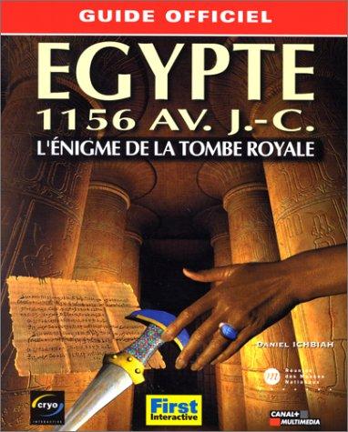 Egypte 1156 Av. J.-C, le guide de jeu