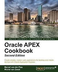 Oracle Apex Cookbook - Second Edition