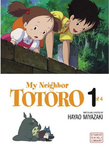 Totoro (My Neighbor) Plakat Movie Poster (11 x 17 Inches - 28cm x 44cm) (1988) D