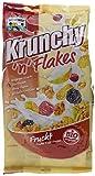 Barnhouse Krunchy 'n' Flakes Frucht, 3er Pack (3 x 375 g) - Bio