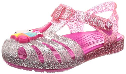 Crocs Unisex Kids Isabella Charm Sandal K Clogs
