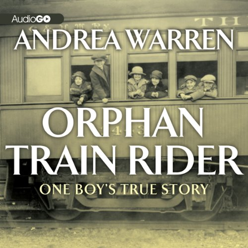 Orphan Train Rider  Audiolibri