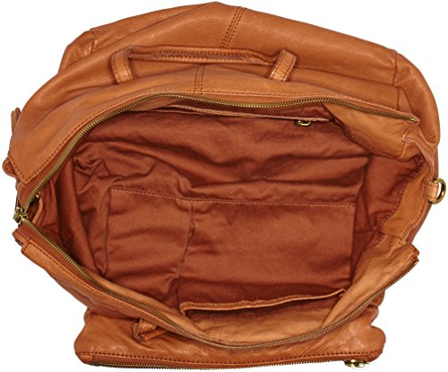 Marc O'Polo 70117420302100 Five, Sac Marron (Cognac)