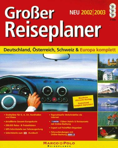 Marco Polo Großer Reiseplaner 2002/2003 -