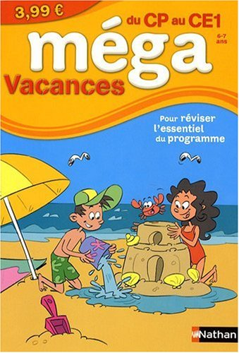 MEGA VACANCES CP AU CE1