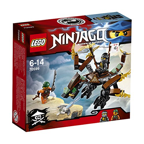 Preisvergleich Produktbild LEGO NINJAGO 70599 - Coles Drache