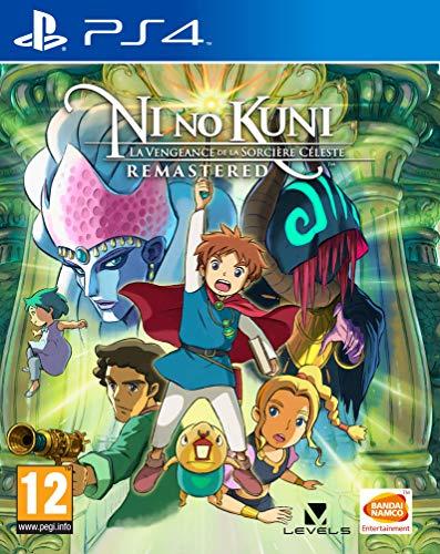 Ni no Kuni : La Vengeance de la Sorcière Céleste - Remastered PS4