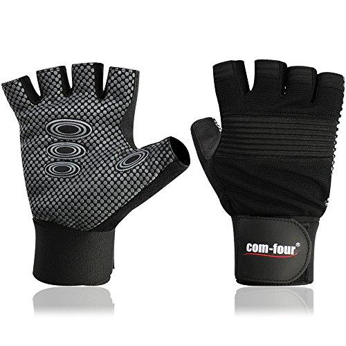 Wilhelm Sell® Fitness-Sport-Handschuhe für Krafttraining und Bodybuilding