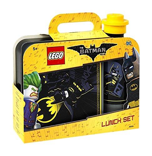 Batman - Set de almuerzo botella y fiambrera (Room Copenhagen 40591735)