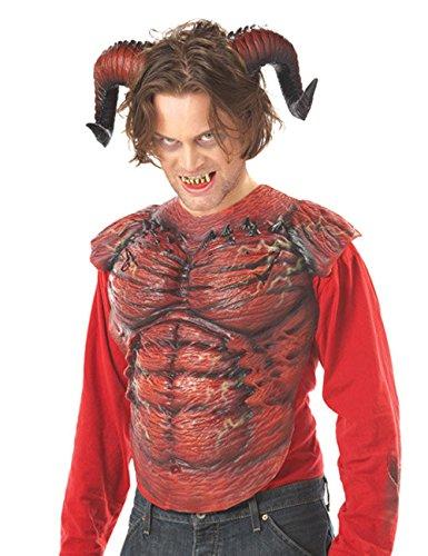 Generique - Dämonen Hörner für Erwachsene Halloween