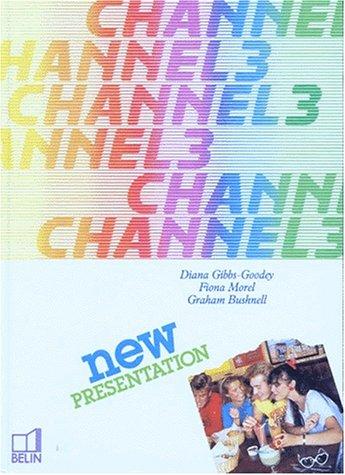 Channel classe de 3e - Livre de l'élève