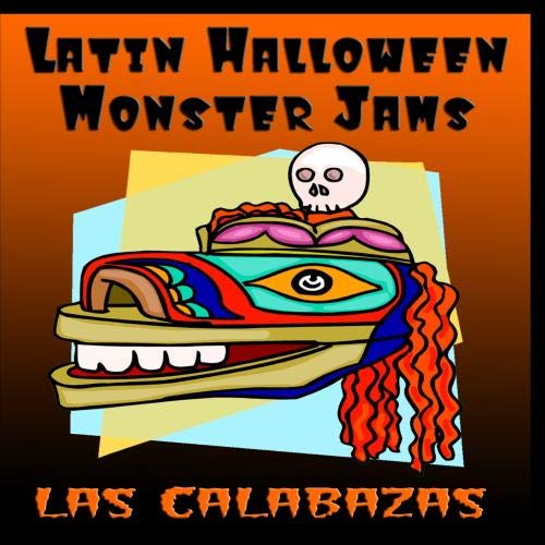 Latin Halloween Monster Jams