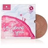 ChocoVinyl 'Lovesong' - Schallplatte aus Vollmilchschokolade