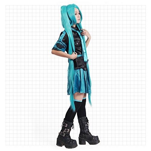 u kämpft Ton V + Die erste Liebe ist Krieg miku cosplay Kampf Frack , all (Halloween Miku)