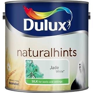 Dulux Silk Jade White, 2.5 L