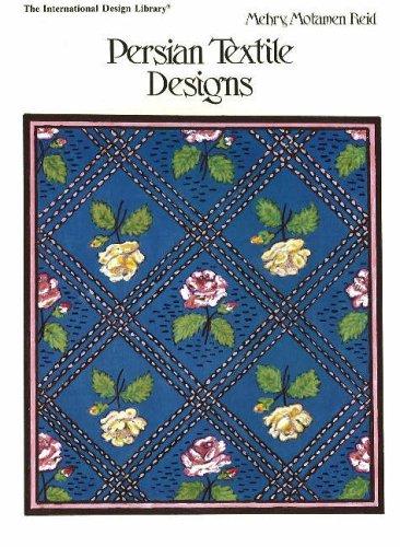 Persian Textile Designs (International Design Library)