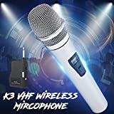 Micrphone Wireless Receiver for Professional Vocal Stage Singer Noise Canceling Mic Dynamic Microphone