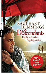 The Descendants / Mit deinen Augen: Roman