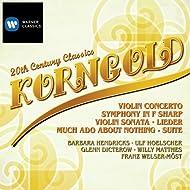 20th Century Classics: Korngold