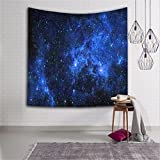 Creative Tapestry, Mysterious Cosmic Pattern Tapestry, Wall Decoration, Outdoor Beach Towel Carpet , #8 , 203x153