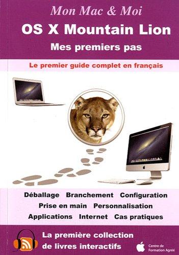 OS X Mountain Lion : Mes premiers pas