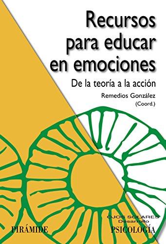 Recursos para educar en emociones (Ojos Solares) por Remedios González Barrón