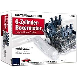 PORSCHE Flat-Six Boxer Engine Model Kit