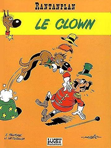 Rantanplan, tome 4 : Le Clown